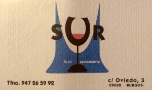 Bar Restaurante Sur
